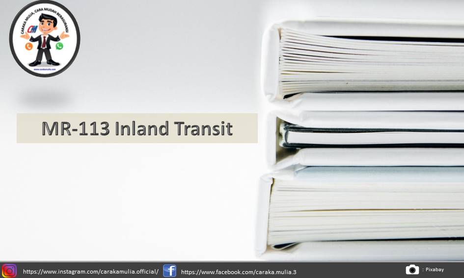MR-113 Inland Transit