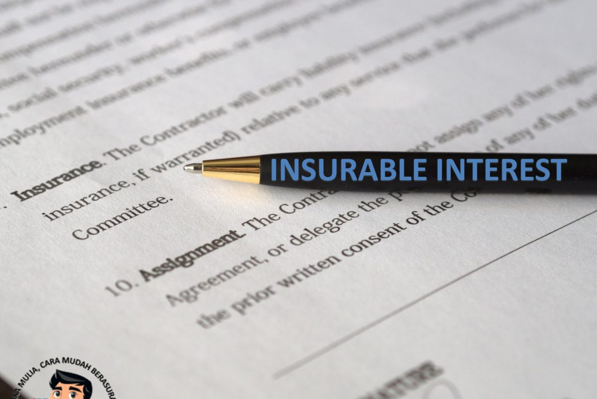 2 Insurable Interest - Prinsip Asuransi