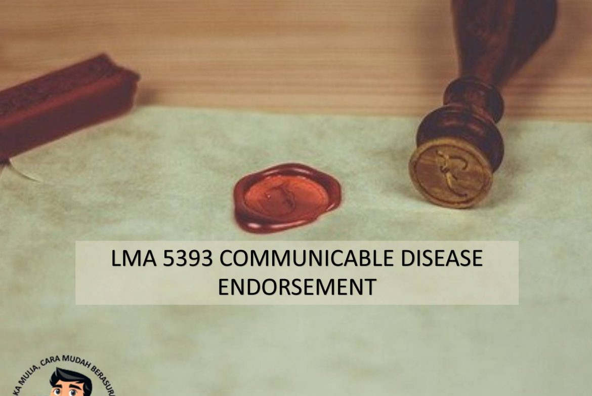 LMA 5393 Communicable Disease Endorsement