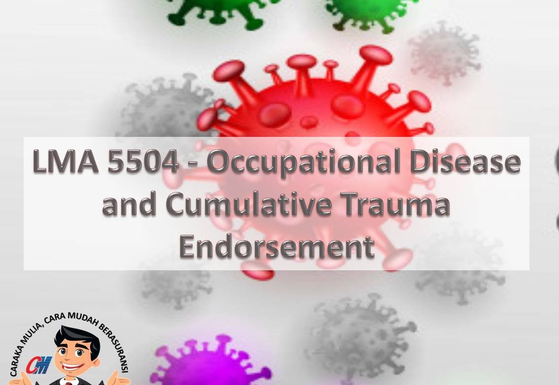 LMA 5504 - Occupational Disease and Cumulative Trauma Endorsement