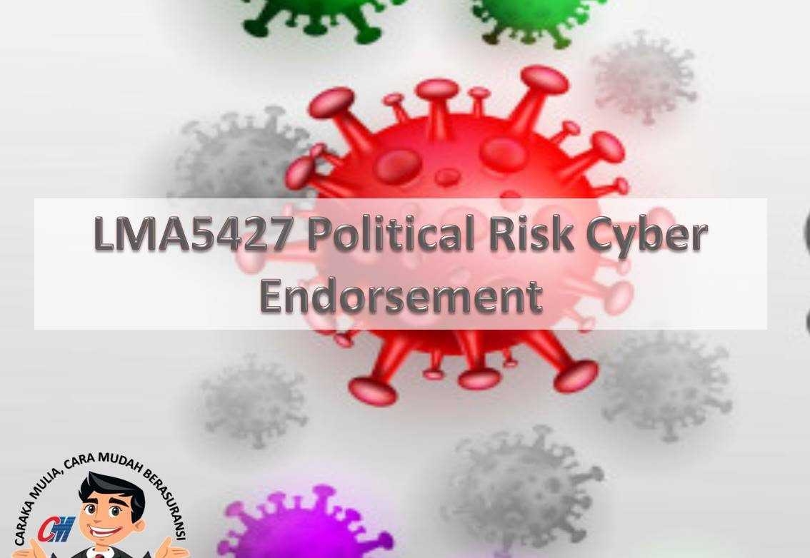 LMA5427 Political Risk Cyber Endorsement